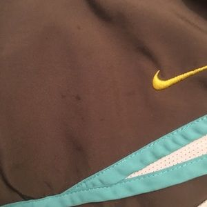 Nike Shorts - Nike Dri Fit shorts in gray and blue